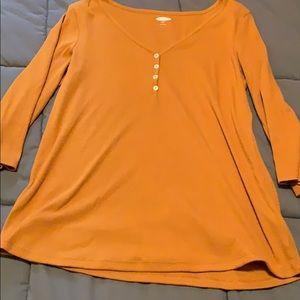Old Navy Henley shirt!